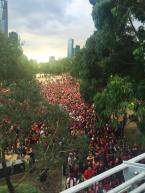 March to the 'G