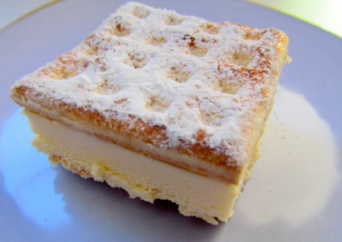 Lattice Vanilla Slice